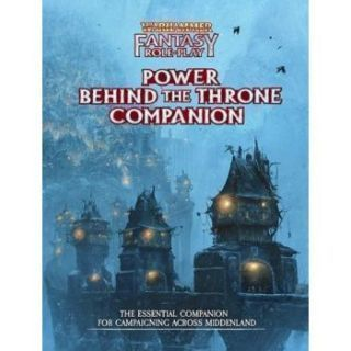 WFRP Power Behind the Throne Companion - EN