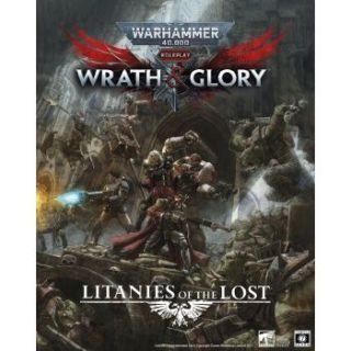 Warhammer 40000 Roleplay Wrath & Glory Litanies of the Lost - EN