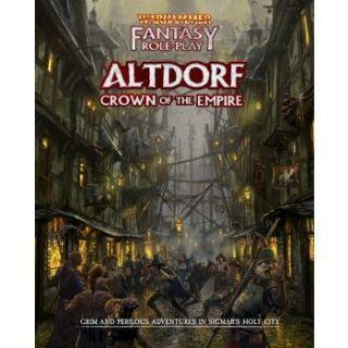 WFRP Altdorf: Crown of the Empire - EN