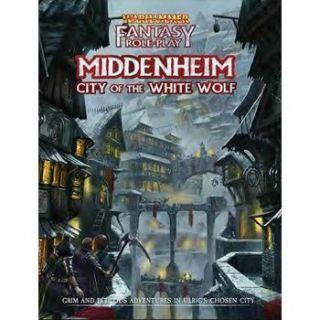 WFRP: Middenheim: City of the White Wolf - EN