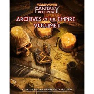 WFRP Archives of the Empire Vol 1 - EN
