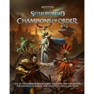Warhammer Age of Sigmar: Champions of Order - EN