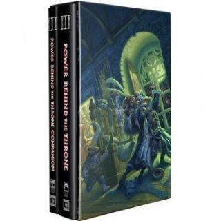 WFRP Power Behind the Throne Enemy V3 Collector's Edition - EN
