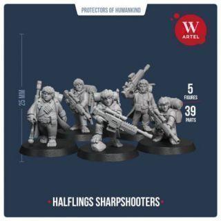 Halflings Sharpshooters
