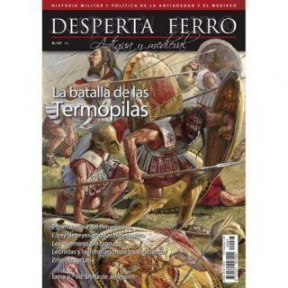 Antigua y Medieval 67. La batalla de las Termópilas