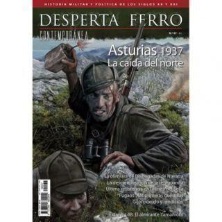 Contemporánea 47. Asturias 1937. La caída del norte