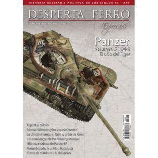 ESPECIALES 28. Panzer Volumen 5 (1944) El año del Tiger