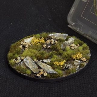 Highland Bases Oval 120mm (x1)