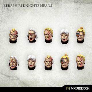 Seraphim Knights Heads (10)