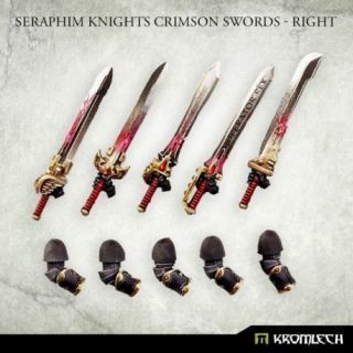 Seraphim Knights Crimson Swords - Right (5)