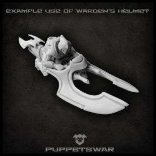 Warden helmets