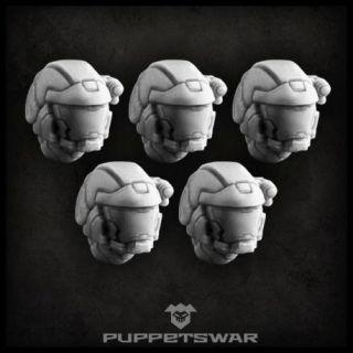 Impact Team helmets