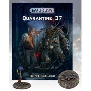 Stargrave: Quarantine 37 - 2 Free Loot Tokens