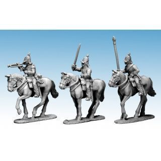 Prussian Cuirassiers Command