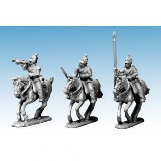 Prussian Dragoons Command