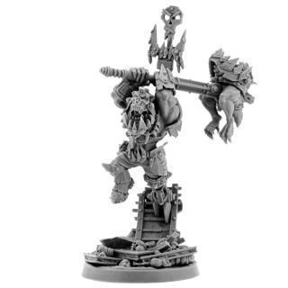 ORK BOSS WITH SQUEEGHAMMER