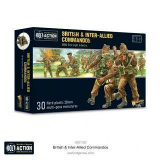 British and Inter-Allied Commandos
