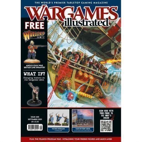 Wargames Illustrated 405 September
