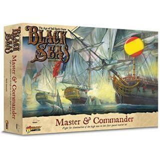 BLACK SEAS MASTER AND COMMANDER (CASTELLANO)