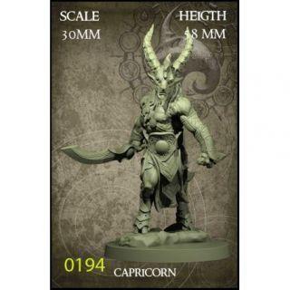 Capricorn 30mm Scale