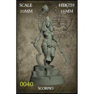 Scorpio 30mm Scale