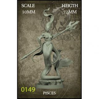 Pisces 30mm Scale