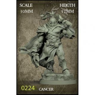 Cancer 30mm Scale