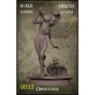 Ophiuchus 30mm Scale