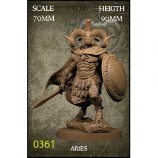 Aries 70mm Scale
