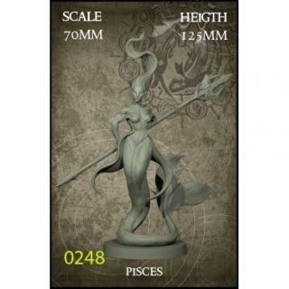 Pisces 70mm Scale