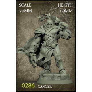 Cancer 70mm Scale