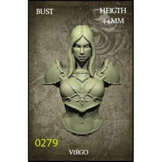 Virgo Bust