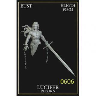 Lucifer Rebord Bust