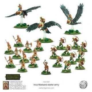 Inca Warband Starter Army