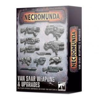 NECROMUNDA: VAN SAAR WEAPONS AND UPGRADES