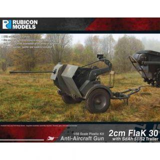 2cm FlaK 30 with SdAh