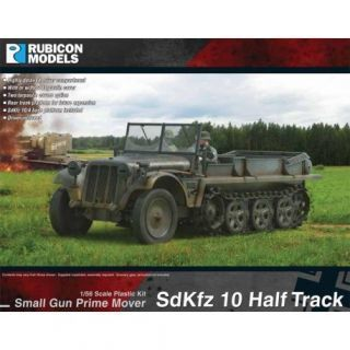 SdKfz 10 Half Track