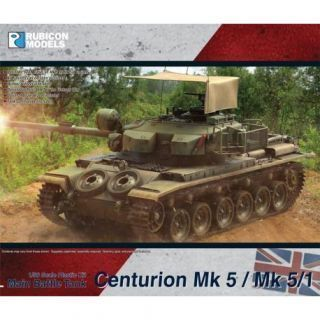 Centurion MBT Mk 5 / Mk 5/1 (FV4011)