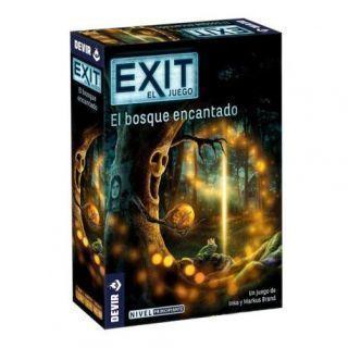 EXIT: EL BOSQUE ENCANTADO