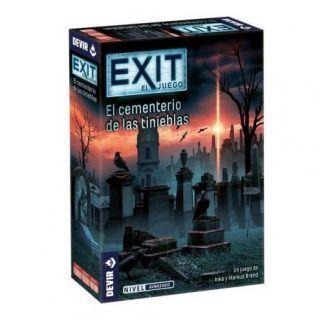 EXIT: EL CEMENTERIO DE LAS TINIEBLAS