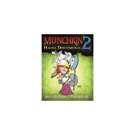 MUNCHKIN2: HACHA DESCOMUNAL - JCNC