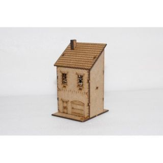 dividing building 15 mm ( Flames of War , Napoleonic , WWI , WWII ,)