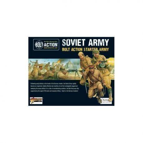 Bolt Action Starter Army - Soviet