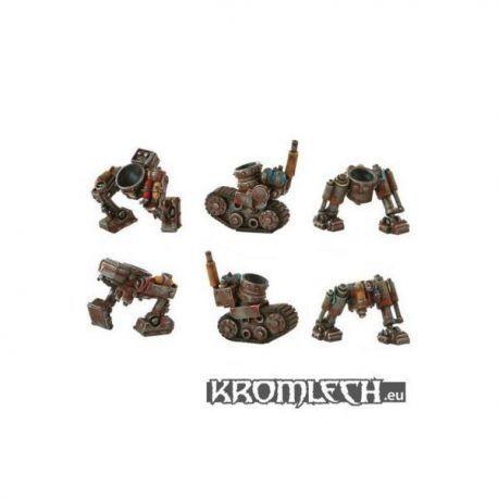 Mechanical Orc Legs (6)