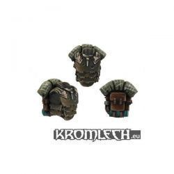 Armoured Torsos With Backpacks (5+5)