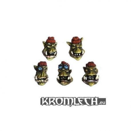 Ow2 Orc Commando Heads (10)