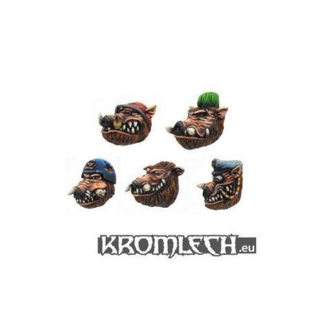 Warhogs Heads (10)