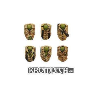 Orc Afrika Korps Torsos (6)