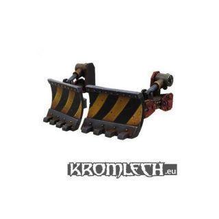 Hvy Assault Vehicle Dozer Blades