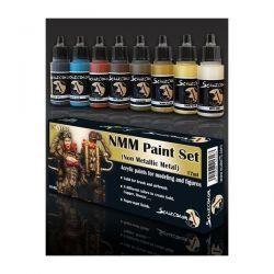 NMM PAINT SET (NON METALLIC METAL) GOLD